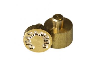 Плашка (матрица)  для пломбиратора Ø -10мм