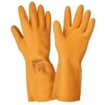 Перчатки латексные хозяйственные (многоразовые)