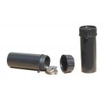 Пенал (тубус) для хранения ключей пластик